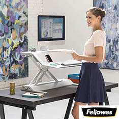Standing Desks - Fellowes