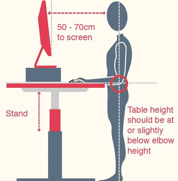 Get Started Simple Tips On How To Sit Stand